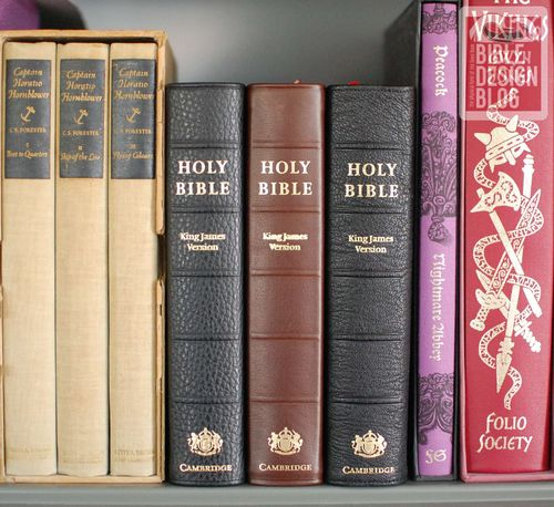 Cambridge KJV Clarion (Revisited): Three Binding Options