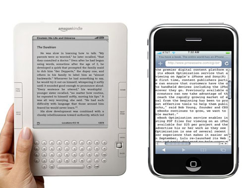 Kindle_iphone
