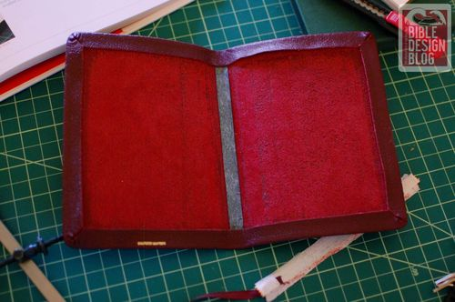 Diy bookbinding stripping stiff boards from an reb new testament image0002 solutioingenieria Choice Image