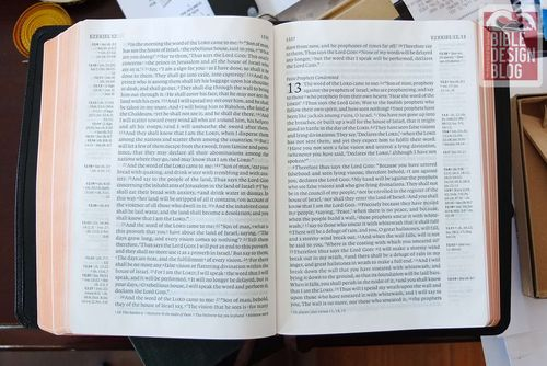 Single Column Legacy ESV (Part 2): The Margins — Bible